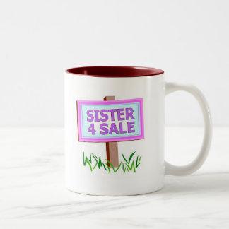 sister 4 sale coffee mug