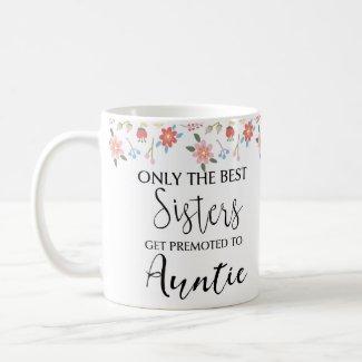 Auntie Gift Mug