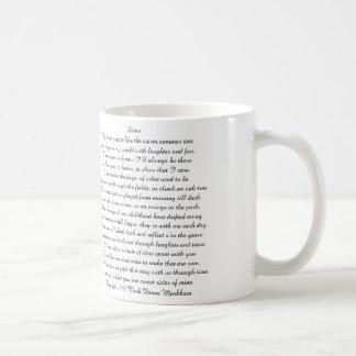 Sister Basic White Mug