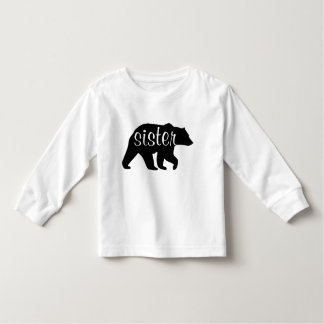Sister Bear Long Sleeved T-Shirt