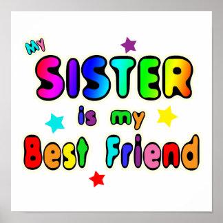 Sister Best Friend Poster