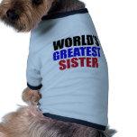 sister design pet tee