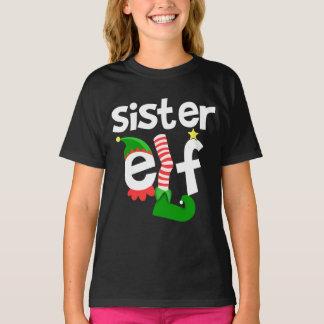 Sister Elf T-Shirt