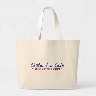 Sister for Sale Bags
