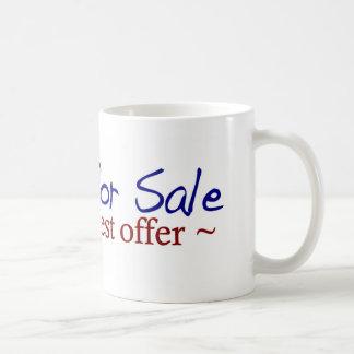 Sister for Sale Mugs