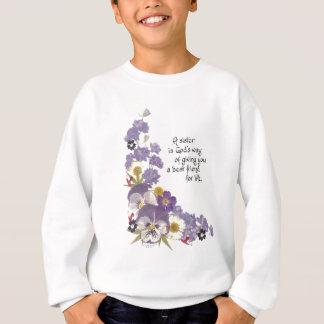 Sister gifts sweatshirt