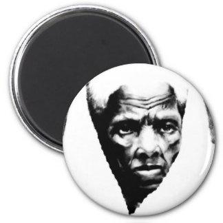 Sister Harriet Tubman 6 Cm Round Magnet