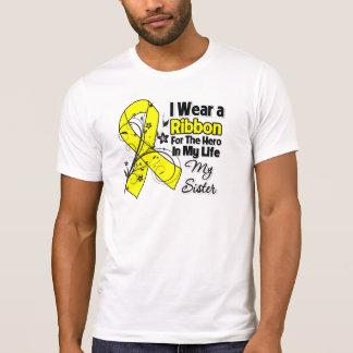 Sister Hero in My Life Sarcoma Tshirts
