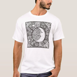 Sister Moon and Stars T-Shirt