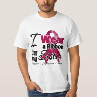 Sister - Multiple Myeloma Ribbon T-shirts