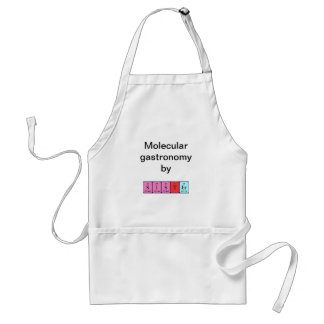 Sister periodic table name apron