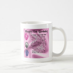 Sisters 70th Birthday Gifts Gift Ideas