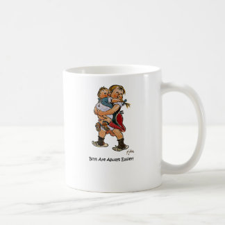 Sister With Little Brother Coffee Mugs