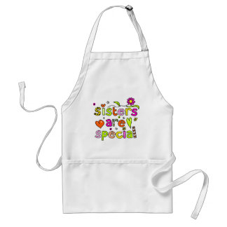 Sisters are Special Standard Apron