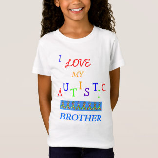 Sister's Autistic Love~Brother! ~ Youth T-Shirt