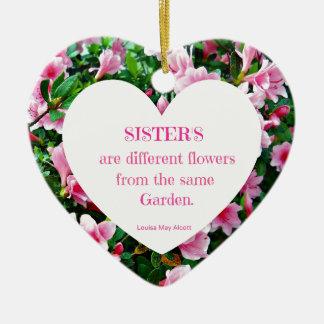 Sisters! Christmas Ornament