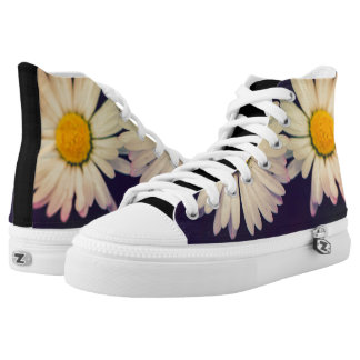 Sisters daises high tops