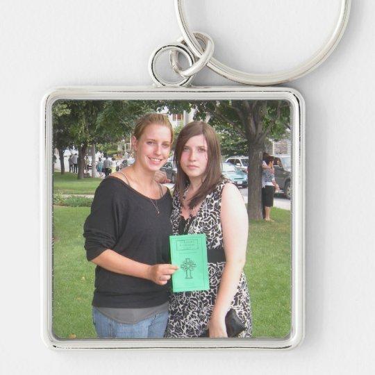 Sisters Forever Key Ring