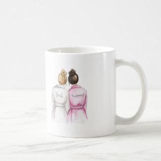 Sisters Forever Mug Dk Bl Bride Dk Br Bm