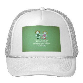 Sisters Mesh Hats