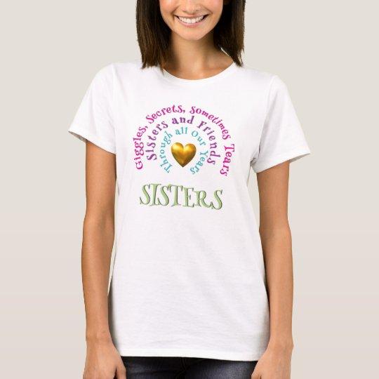 Sisters Novelty T-Shirt