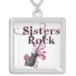 Sisters Rock Necklace