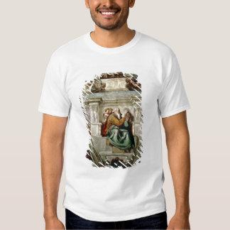 Sistine Chapel Ceiling, 1508-12 T Shirts