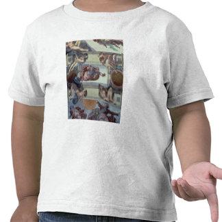 Sistine Chapel Ceiling 2 T Shirts