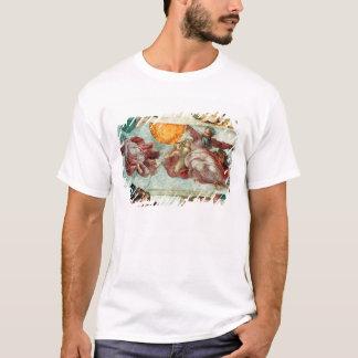 Sistine Chapel Ceiling 3 T-Shirt