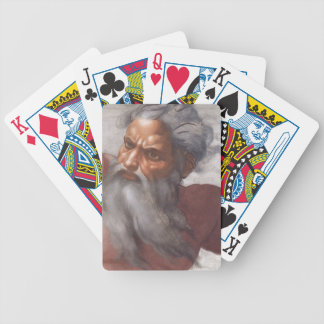 Sistine Chapel ceiling Bicycle Playing Cards