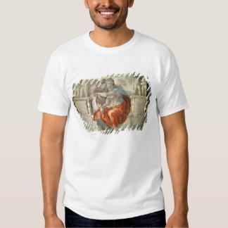 Sistine Chapel Ceiling: Delphic Sibyl T Shirt
