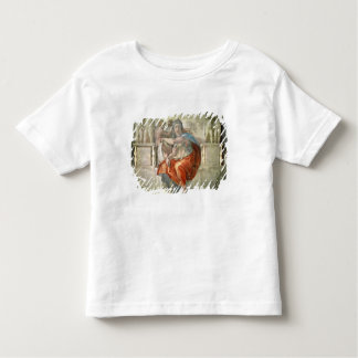Sistine Chapel Ceiling: Delphic Sibyl Toddler T-Shirt