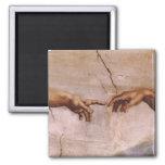 Sistine Chapel Ceiling Fridge Magnet