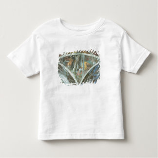 Sistine Chapel Ceiling: Haman Shirt