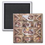 Sistine Chapel Ceiling Magnets