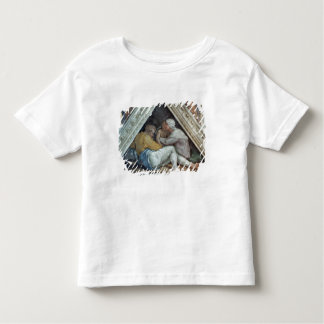 Sistine Chapel Ceiling: The Ancestors of Christ Toddler T-Shirt