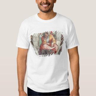 Sistine Chapel Ceiling: The Prophet Jeremiah Tee Shirt