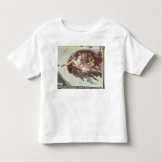 Sistine Chapel Ceiling Toddler T-Shirt
