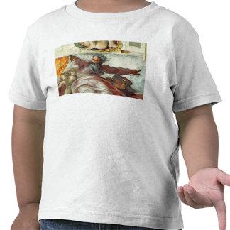 Sistine Chapel Ceiling Shirts