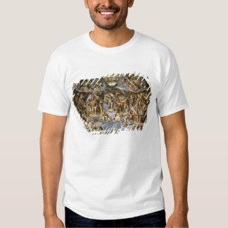 Sistine Chapel: The Last Judgement, 1538-41 Tshirts