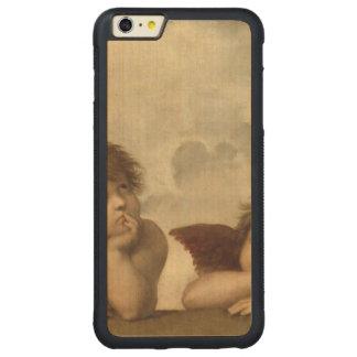 Sistine Madonna Angels by Raphael iPhone 6 Plus Case