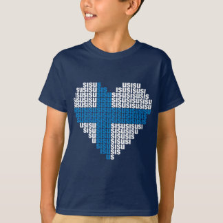 Sisu Heart Kids' T-shirt