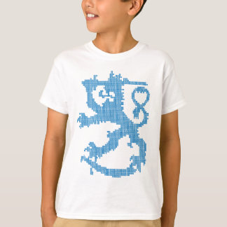 Sisu Lion Kids' T-shirt