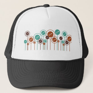 Sitar Daisies Trucker Hat