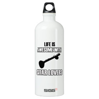 sitar design SIGG traveller 1.0L water bottle