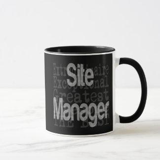 Site Manager Extraordinaire Mug