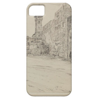 Site of the Antonia Tower by James Tissot iPhone 5 Case