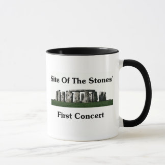 Site Of The Stones' First Concert Mug