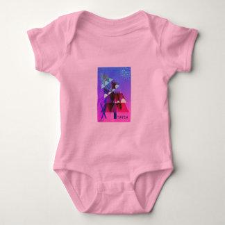 sitf bodystocking girl baby bodysuit