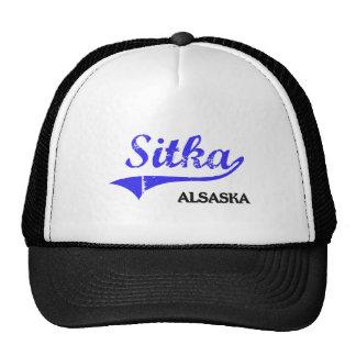 Sitka Alaska City Classic Hats